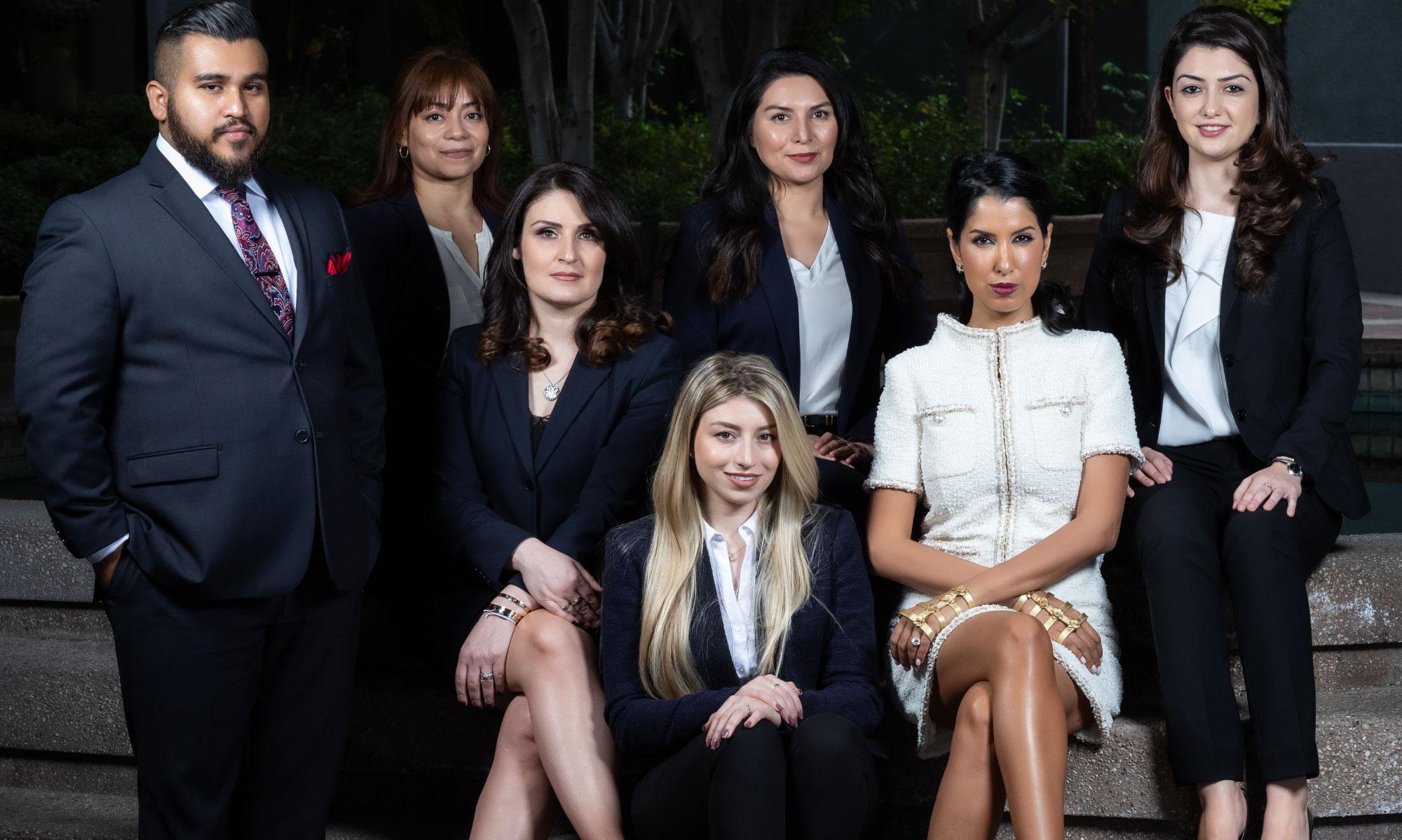 Odjaghian Law Group Team